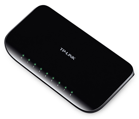 TP-Link TL-SG1008D 8-port Gigabit Switch