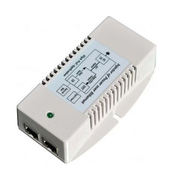 Tycon Power 48v High Power 802.3at/af Gigabit POE Injector