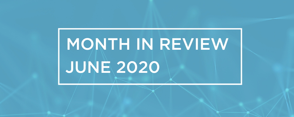 Wireless and Networking Month in Review for June 2020