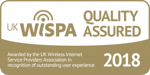 UKWISPA Quality Accreditation Badge