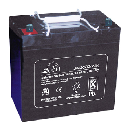 12v 60aH Valve Regulated Sealed Lead Acid Battery