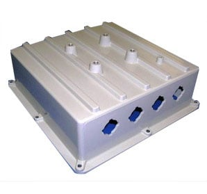 ARC Outdoor IP67 Enclosure - 2 Holes