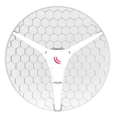 MikroTik RBLHG-5HPnD-XL 5GHz XL Long Distance Higher Power Radio with 27dBi Antenna