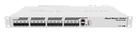 MikroTik RouterBOARD Cloud Router Switch CRS317-1G-16S+RM