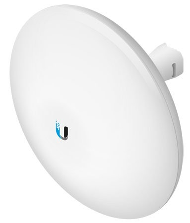 Ubiquiti NanoBeam AC Gen 2 Dual Port 5GHz 19dBi Radio and Antenna