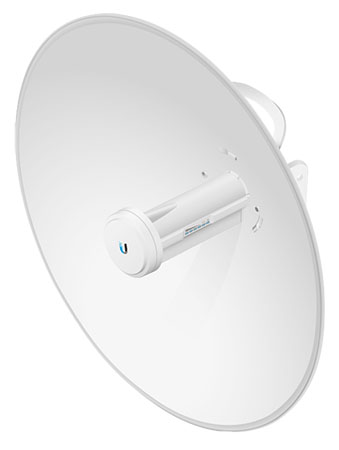 Ubiquiti PowerBeam 5AC Gen 2 25dBi airMax Bridge with 400mm Dish