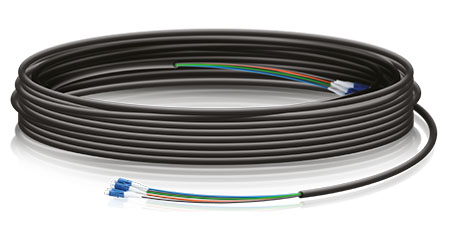 Ubiquiti Single Mode FibreCable - 30.48m (100ft)