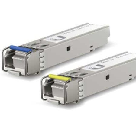 Ubiquiti U Fiber Single-Mode Bi-Directional 1G Module - 2 pack