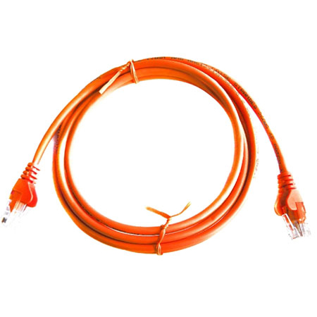 CAT5e RJ45 UTP Patch Cable - 10m ORANGE