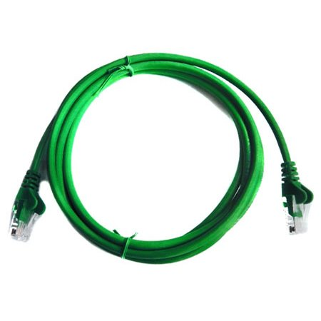 CAT5e RJ45 UTP Patch Cable - 2m GREEN