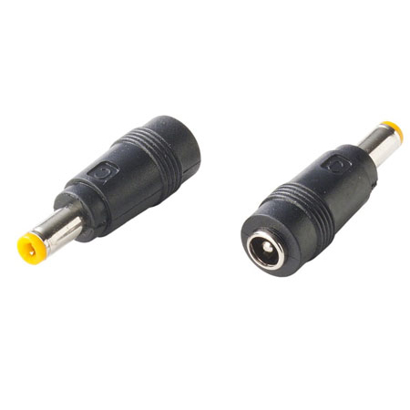 DC Jack Converter Plug - 2.1mm to 5.5mm