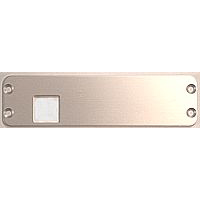 Indoor Enclosure USB End Plate for ALIX 3D2
