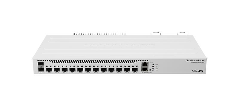 MikroTik RouterBOARD Cloud Core Router CCR2004-1G-12S+2XS