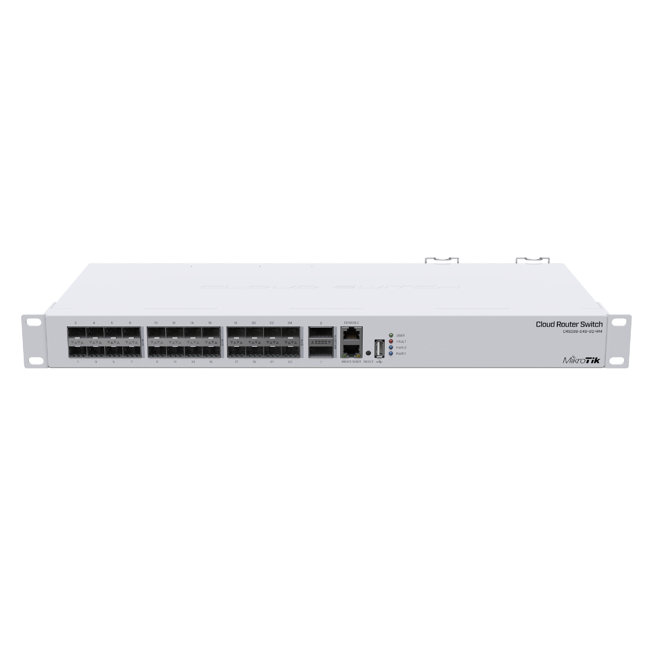 MikroTik CRS326-24S+2Q+RM Cloud Router Switch