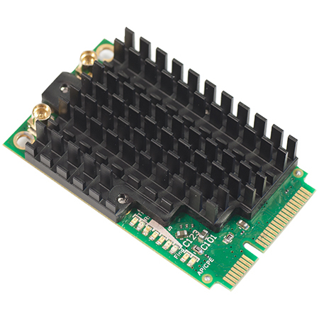 MikroTik RouterBOARD R11e-5HnD - 5.8 GHz mPCIe Wireless Card