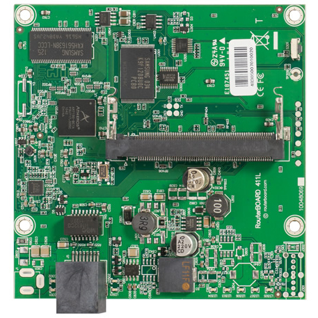 MikroTik RouterBOARD RB411GL System Board