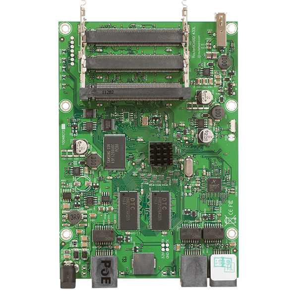 MikroTik RouterBOARD RB433UL System Board