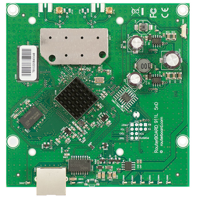 MikroTik RouterBOARD RB911-5HnD System Board