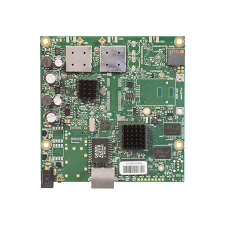 MikroTik RouterBOARD RB911G-5HPacD System Board