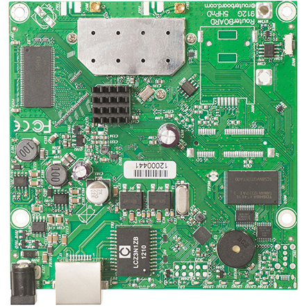 MikroTik RouterBOARD RB911G-5HPND System Board