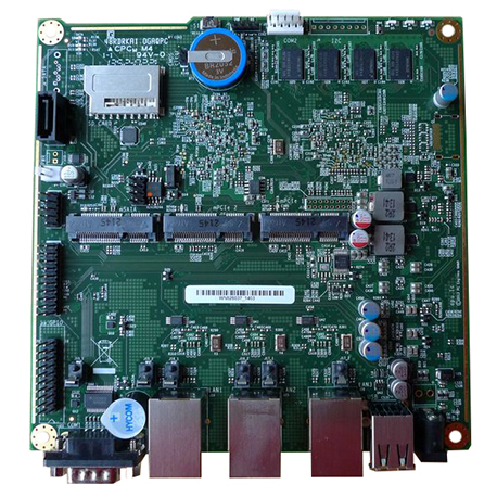 PC Engines APU 1D 2GB System Board