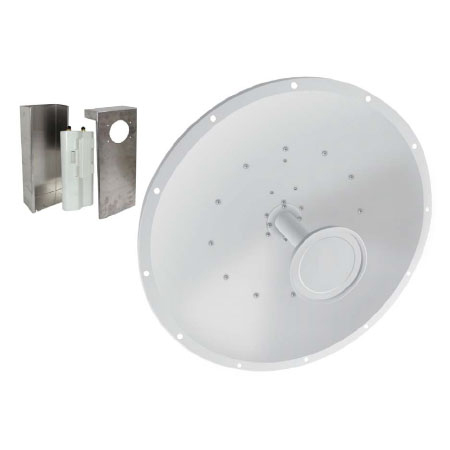 RF Armor Cover Box for Ubiquiti Rockets and airFiber X