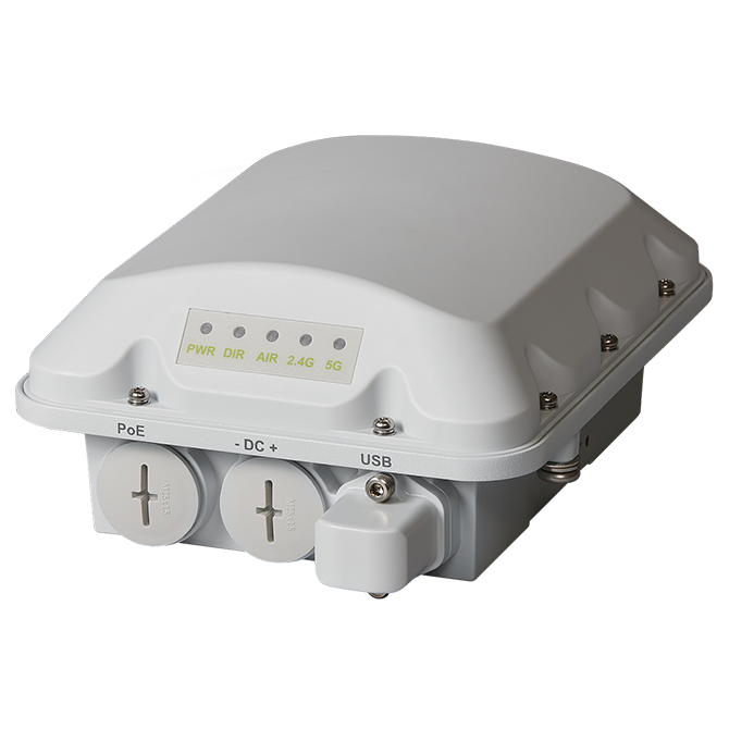 Ruckus ZoneFlex T310d 802.11ac Wave2 Dual-Band Outdoor Access Point
