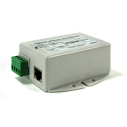 Tycon Power 12v-24v DC-DC Converter and PoE Injector