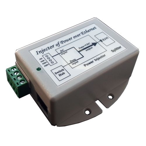 Tycon Power 12-48v Dc-Dc Converter and Gigabit PoE Injector