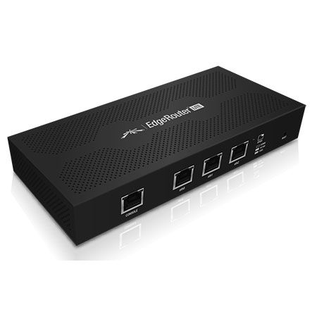 Ubiquiti EdgeRouter 3 Port  Lite