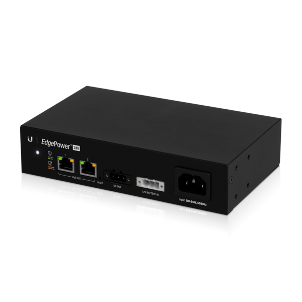 Ubiquiti EdgePower 24V 72W Power Supply with UPS and PoE