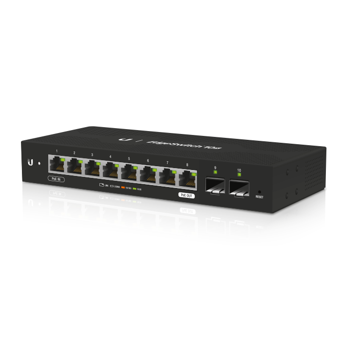 Ubiquiti EdgeSwitch 10-Port Switch
