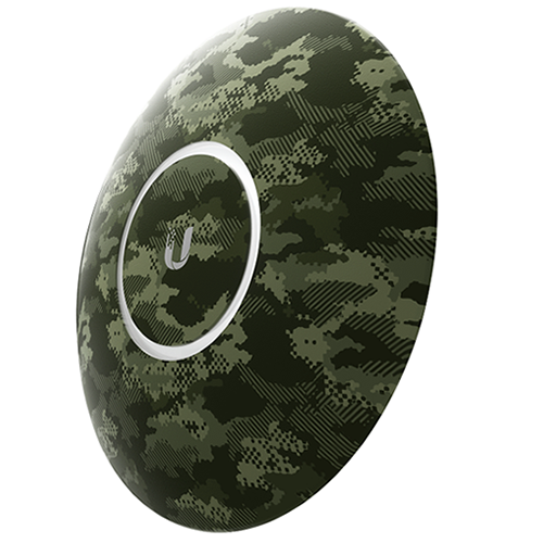 Camo Design Upgradeable Casing for Ubiquiti UniFi UAP-NANOHD  (single)