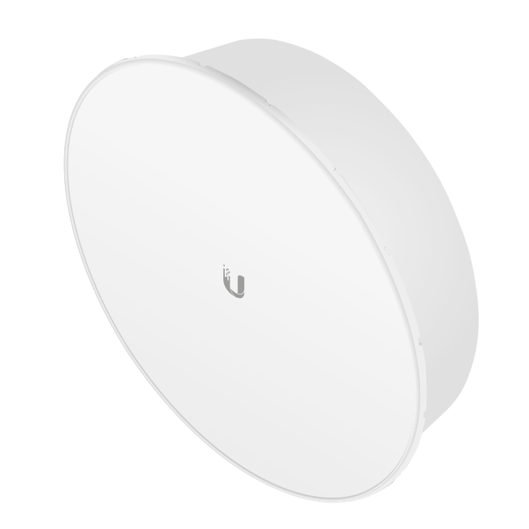 Ubiquiti PowerBeam 5AC Gen 2 ISO 25dBi airMax Bridge with 400mm Dish