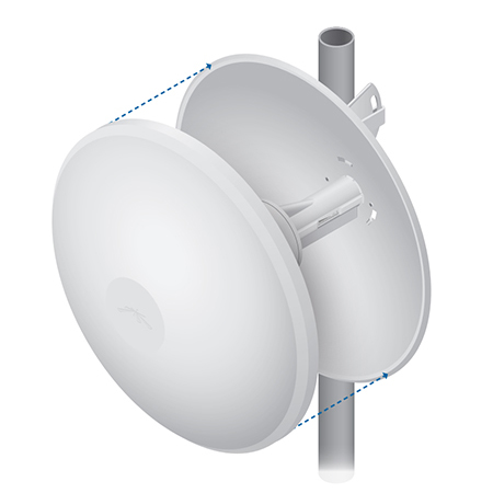 Ubiquiti PowerBeam Radome for 400mm Dish