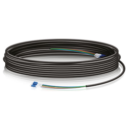 Ubiquiti Single Mode FiberCable - 91.44m (300ft)