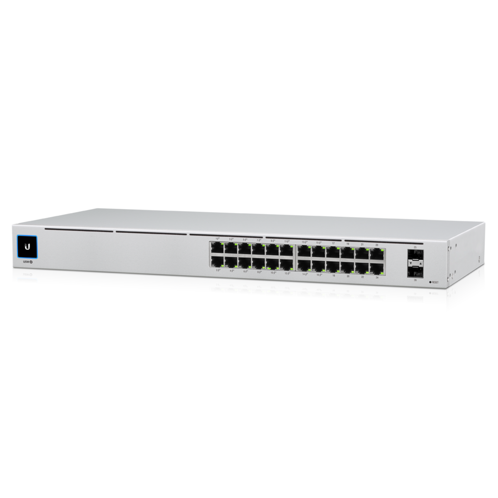 Ubiquiti UniFi Gen2 24-Port Switch with PoE+