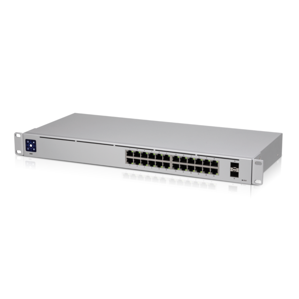 Ubiquiti UniFi 24-Port Layer 2 Managed Switch