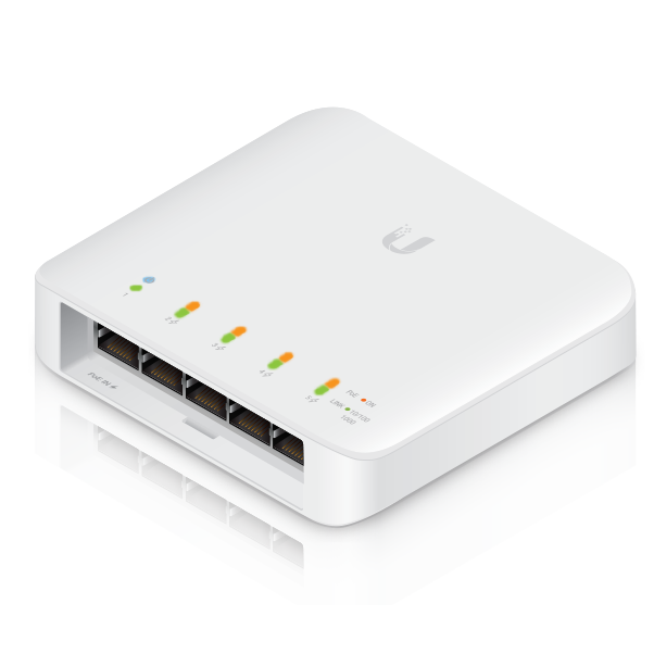 Ubiquiti UniFi Flex 5-Port PoE Switch