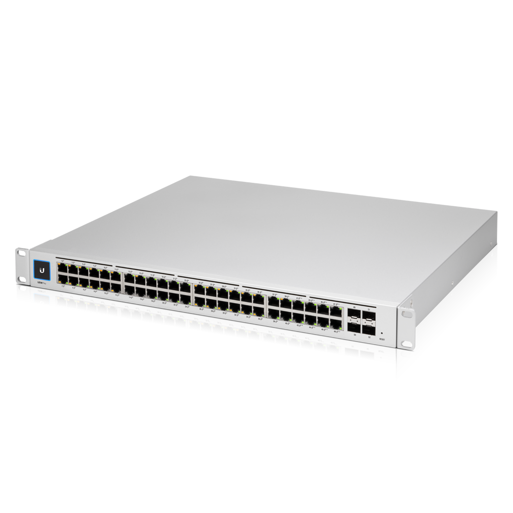 Ubiquiti UniFi Gen2 48-Port Switch with PoE++