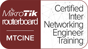 MikroTik MTCINE - Certified Inter-Networking Engineer Training Course