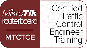 MikroTik MTCTCE - Certified Traffic Control Engineer Training Course