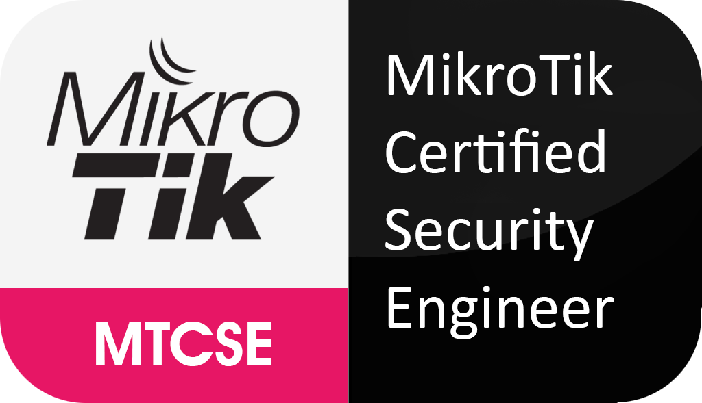 MikroTik MTCSE - Certified Security Engineer Training Course